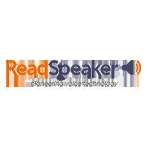 TTS by Readspeaker