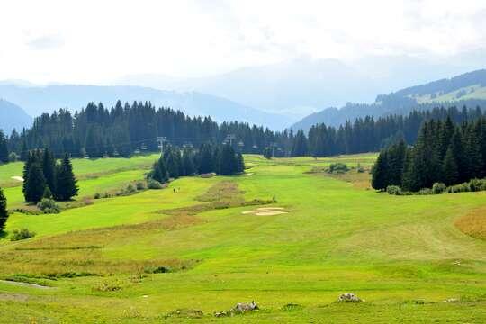Webcam du Golf