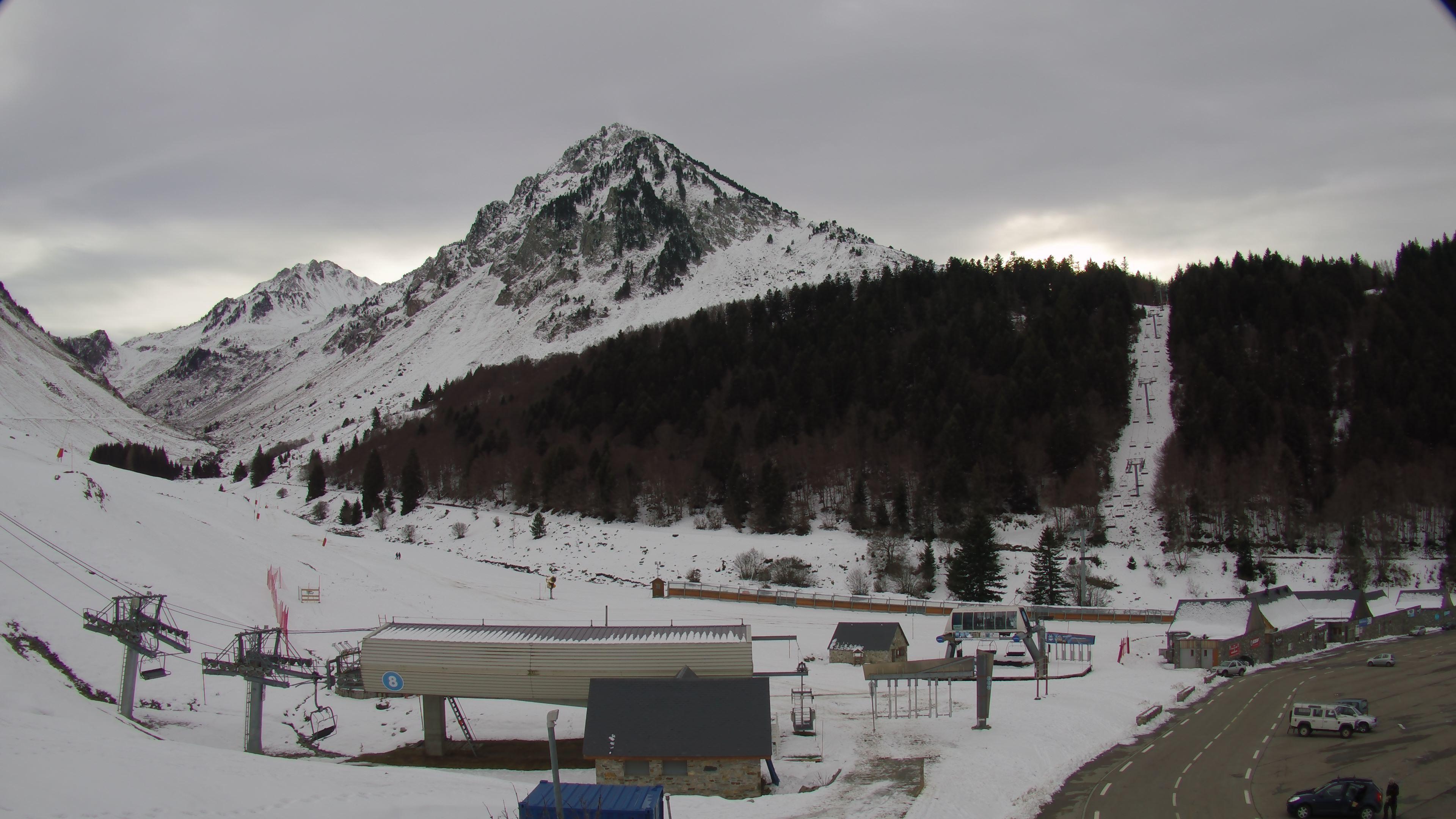 webcam Grand Tourmalet (Barèges - La Mongie)