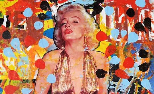 Les Marilyn dans l'art