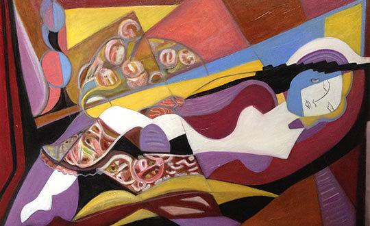 Inspiré par le Cubisme