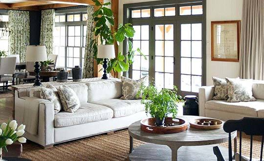 Country Home Interior