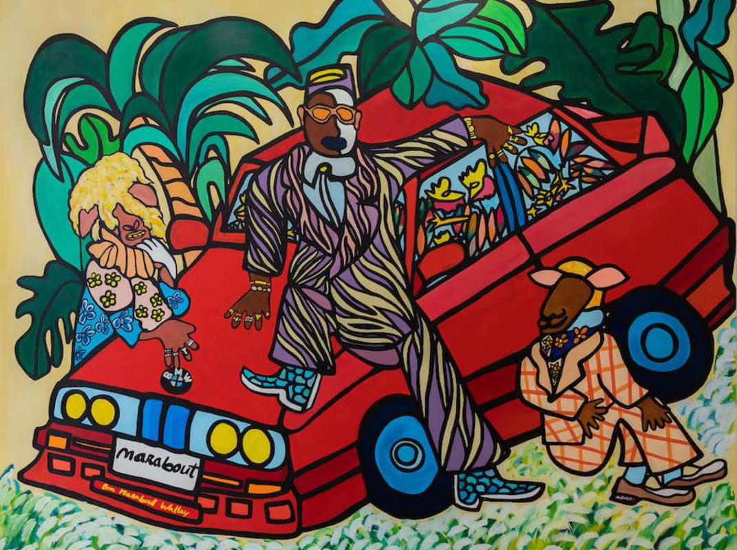 Meeting with the artist Enfant Précoce - illustration 1
