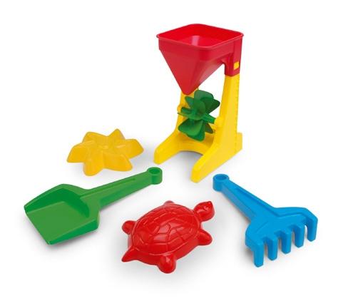 Zabawki do piaskownicy młynek foremki 71450 WADER