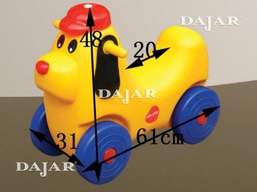 DAJAR 47605 Chodzik/Jeżdzik piesek
