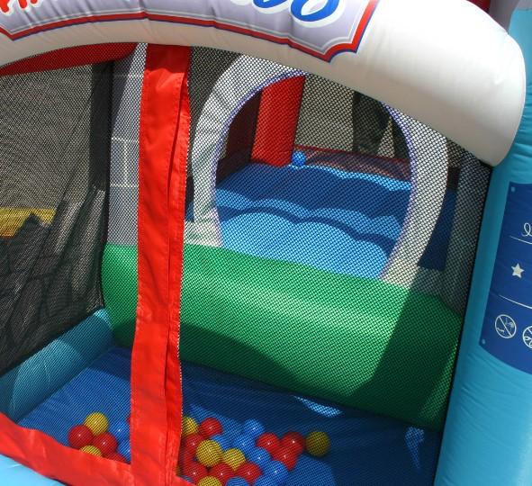 Dmuchaniec – Centrum Zabaw HappyHop Zjeżdzalnia Trampolina Zamek Dmuchany