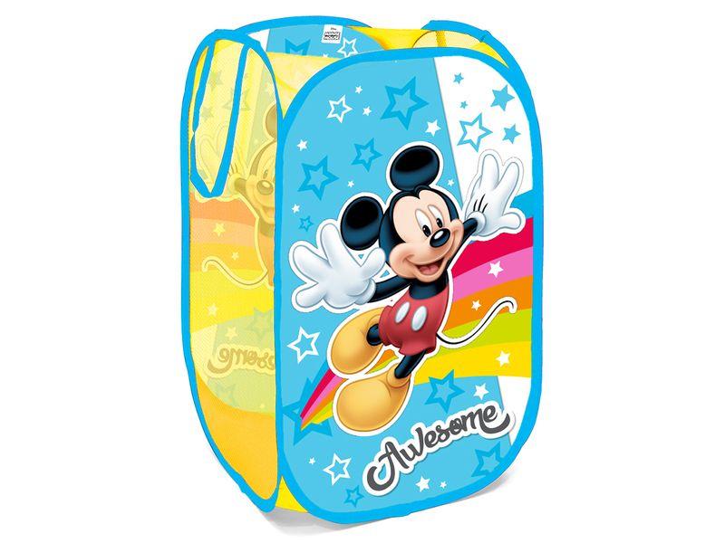 GTU_07 Kosz Na Zabawki Myszka Mickey Miki Disney