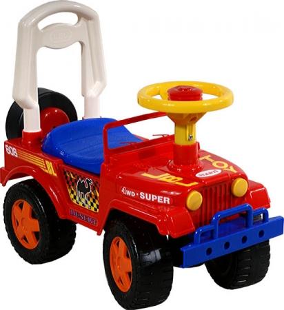 ARTI 606BY JEŻDZIDŁO CAR RED