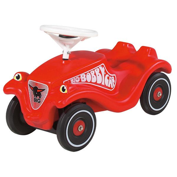 BIG Jeżdzik Bobby Car Classic Czerwony