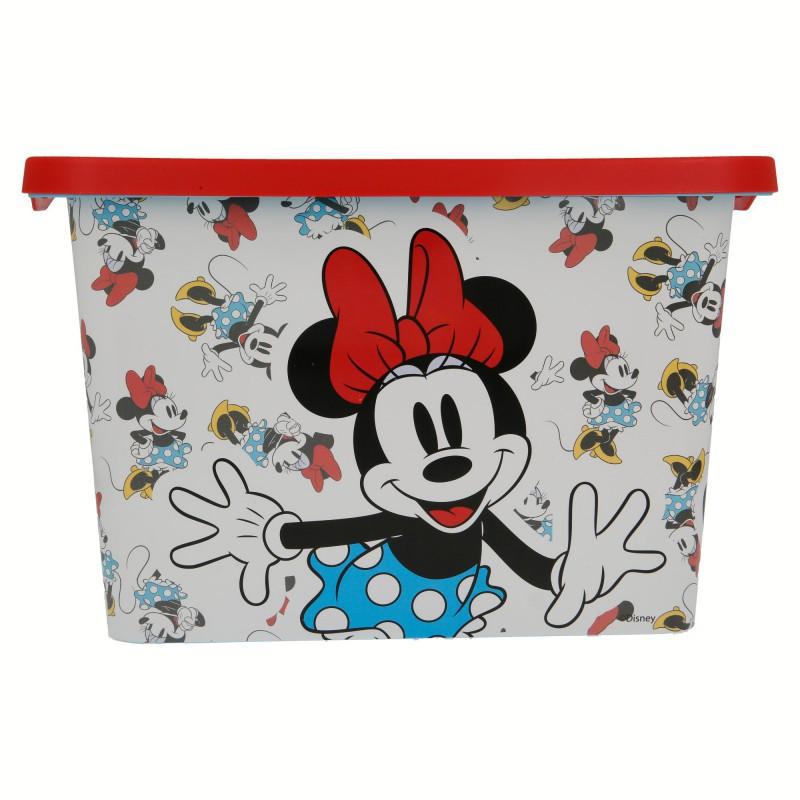 Minnie Mouse – Pojemnik / organizer na zabawki 7 L