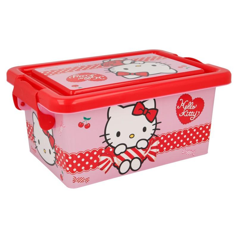 Hello Kitty – Pojemnik / organizer na zabawki 7 L