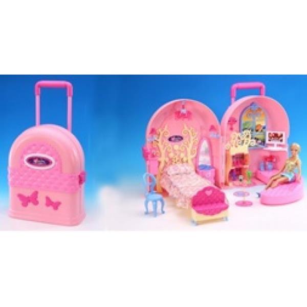 ND17_ZB-104429 Domek dla lalek z salonem walizka NO-1000855