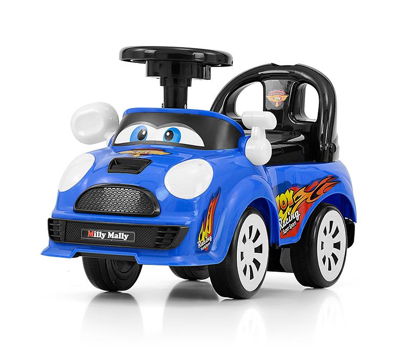 MILLY MALLY Pojazd Joy Blue JEŻDŻIK