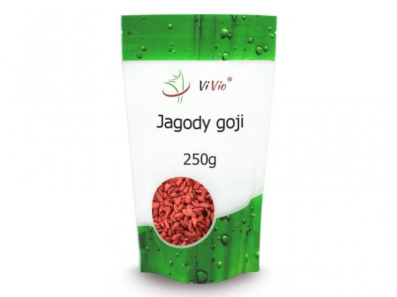 Jagody Goji suszone 250g