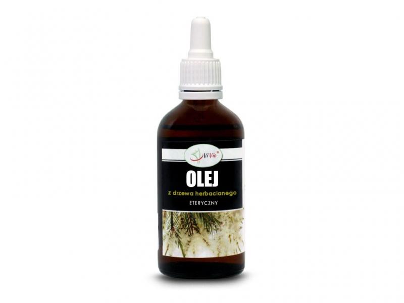 Olej z drzewa herbacianego esencja 50ml