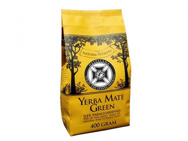 Yerba Mate Mate Green Despalada Moc 400g