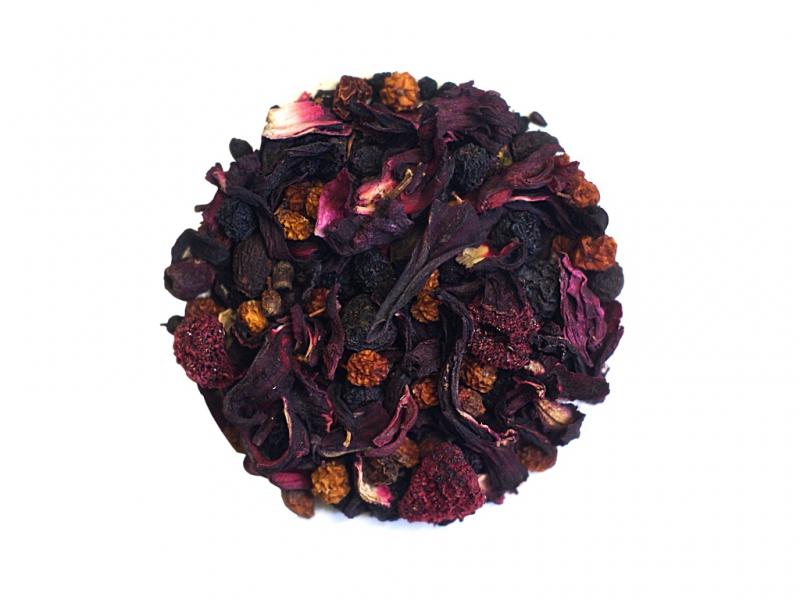 Herbata owoce lasu 50g