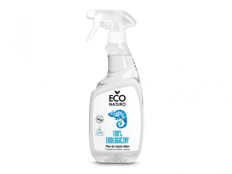 Płyn do mycia okien ekologiczny 750ml EcoNaturo