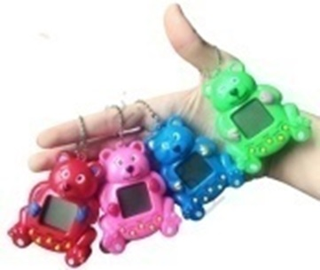 KX7930 Zabawka Tamagotchi elektroniczna gra miś