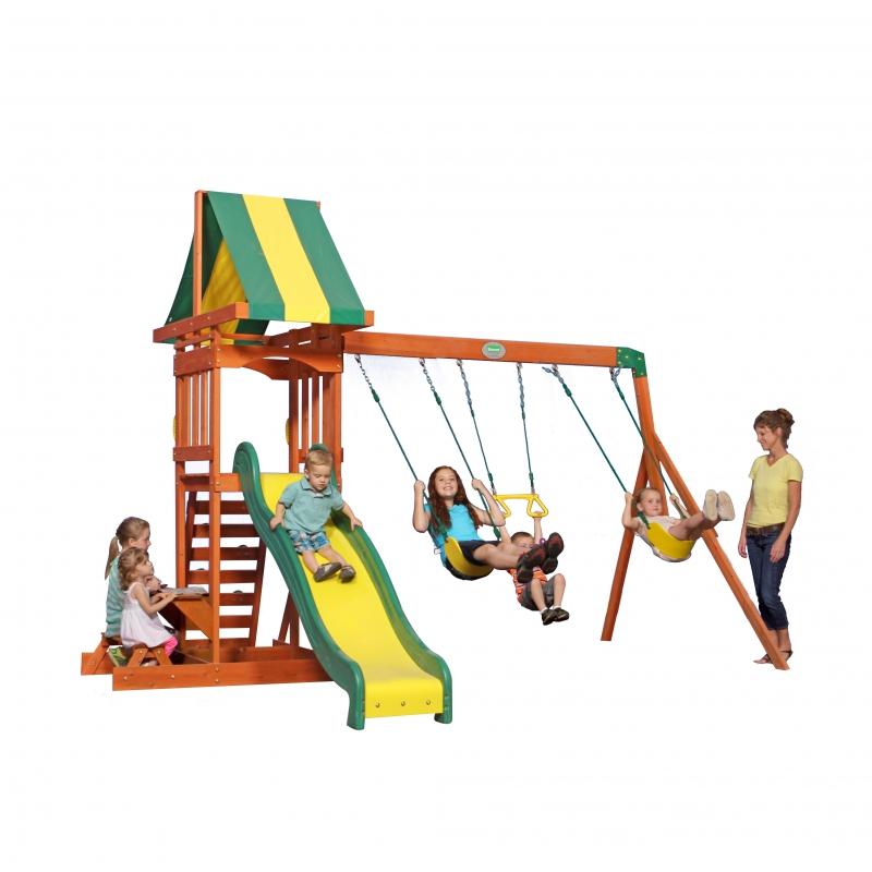Drewniany Plac zabaw Sunnydale Backyard Discovery B1808010