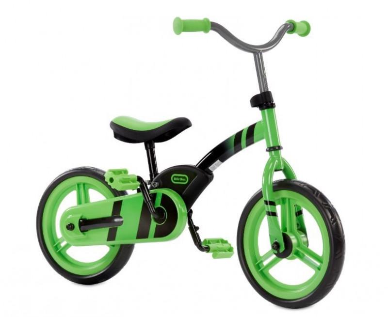Rowerek zielony