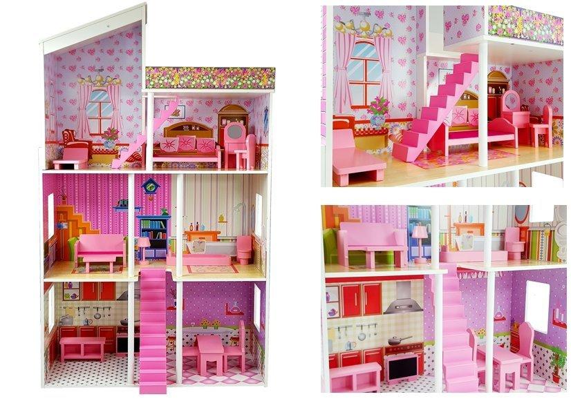 ND17_ZB-123876 Domek dla lalek ASKATO