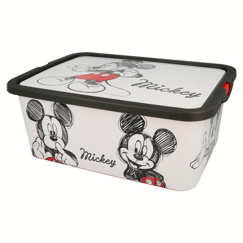 ND38_02805 Minnie Mouse – Pojemnik / organizer na zabawki 13 L