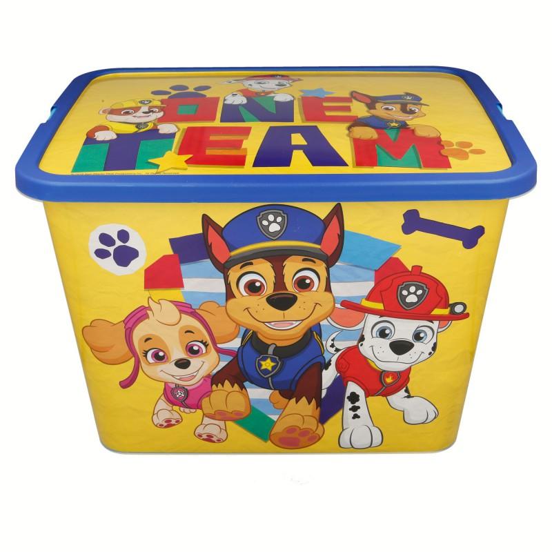 ND38_02585 Frozen – Pojemnik / organizer na zabawki 13 L
