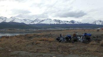 Vélo Ushuaia