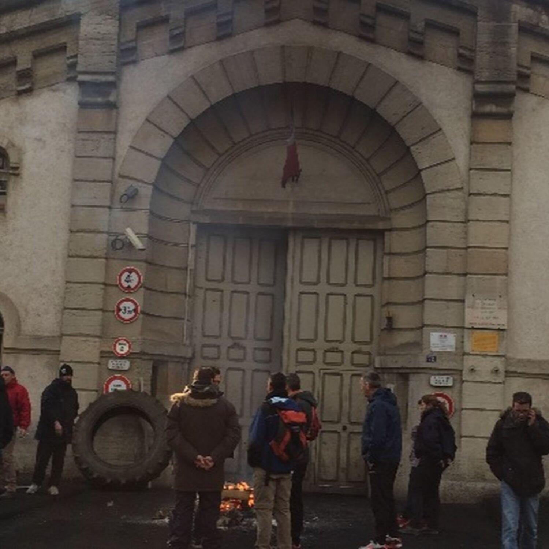 Grève à la prison de Dijon : un point ce jeudi avec Sébastien Thevenin