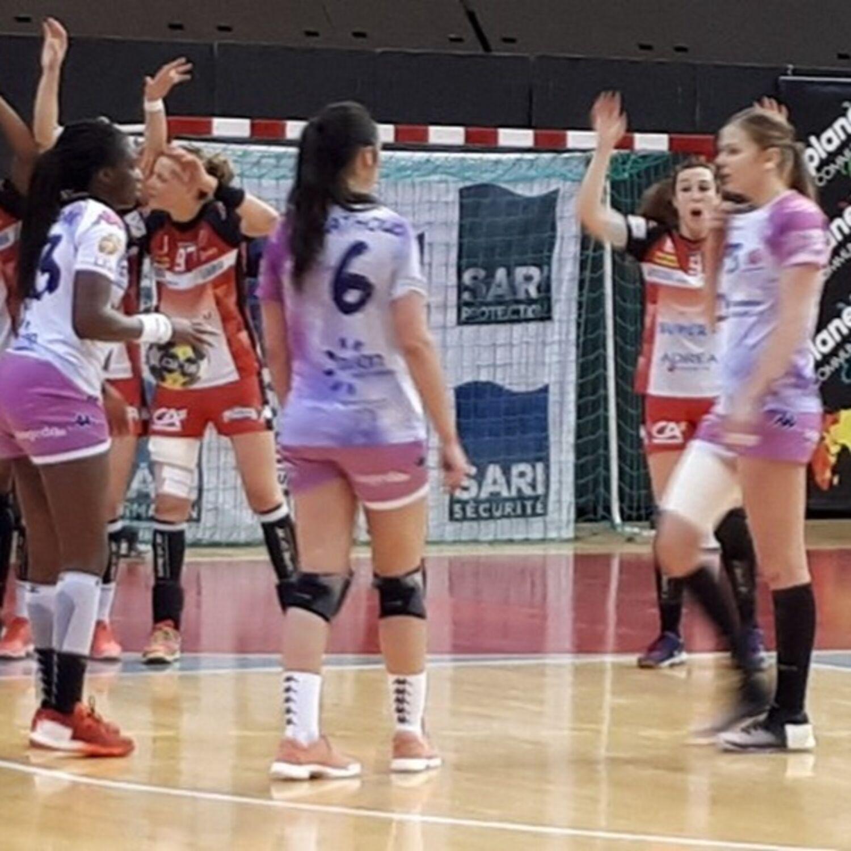 Handball : Kimberley Bouchard revient sur la défaite du CDB face à Besançon