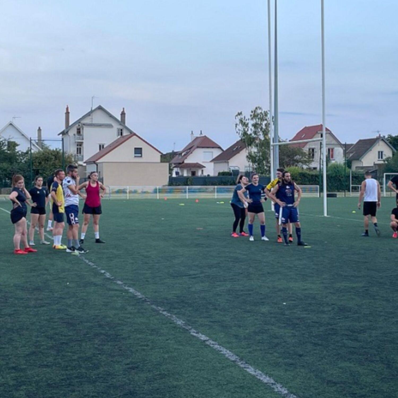 Découvrez le club de football américain de Dijon