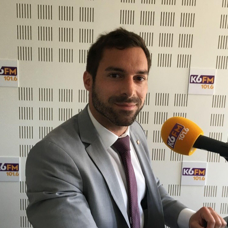 Julien Odoul : « Je souhaite créer un fond d'aide pour les victimes...