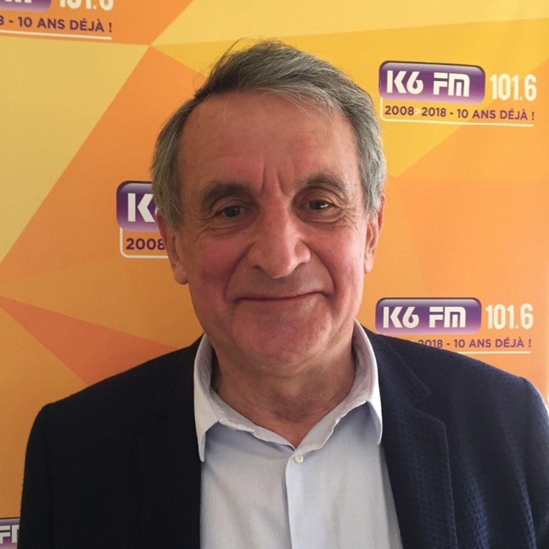 Xavier Mirepoix évoque les activités de la CCI de Côte-d'Or en 2019