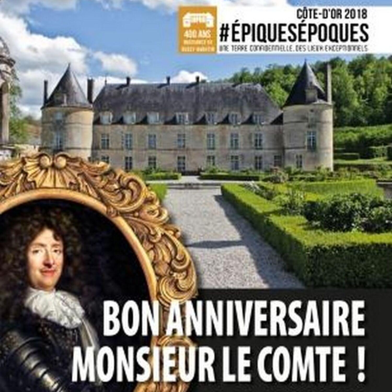 #Epiquesépoques : les 400 ans de la naissance du comte de...