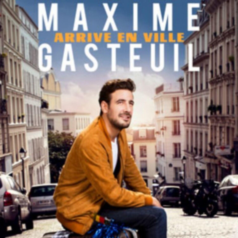 Découvrez l'humoriste Maxime Gasteuil