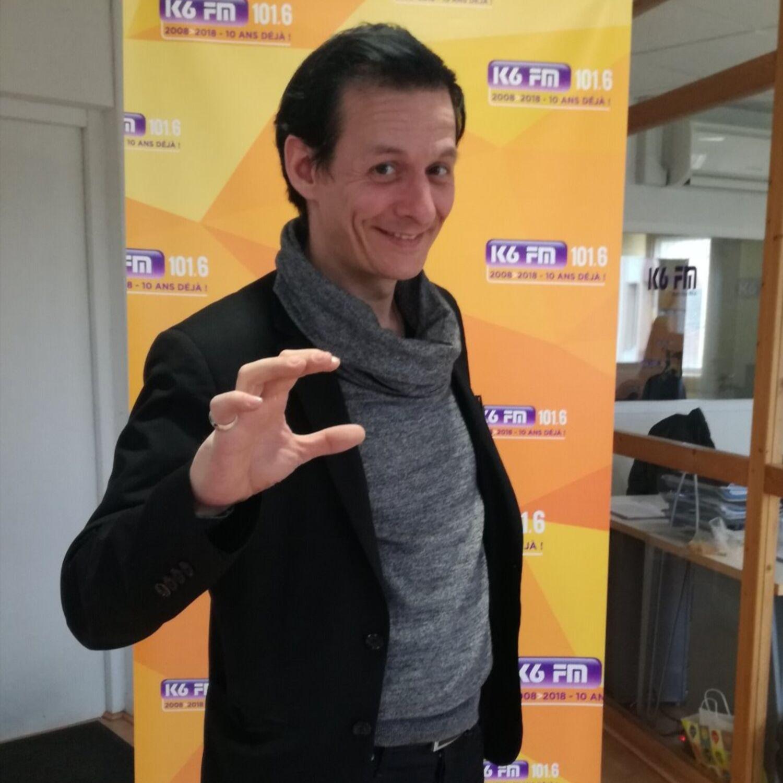 L'illusionniste Fabien de Forest se produira à Genlis le 17 mars...