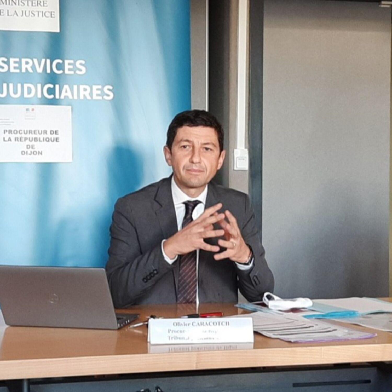 Olivier Caracotch (procureur de la République de Dijon) : «...
