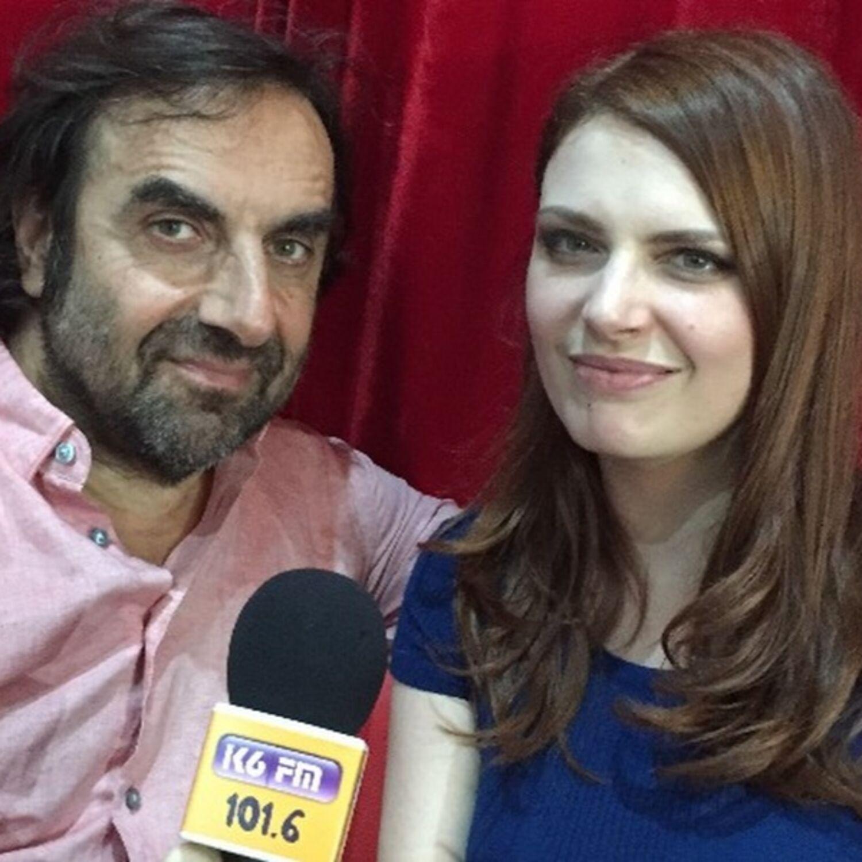 Interview d'André Manoukian et d'Elodie Frégé