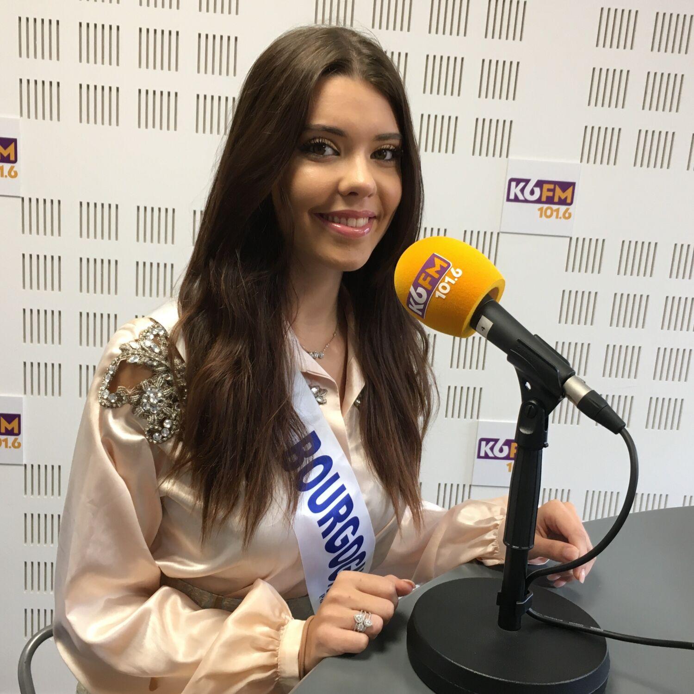 Rencontre avec Chloé Galissi, miss Bourgogne