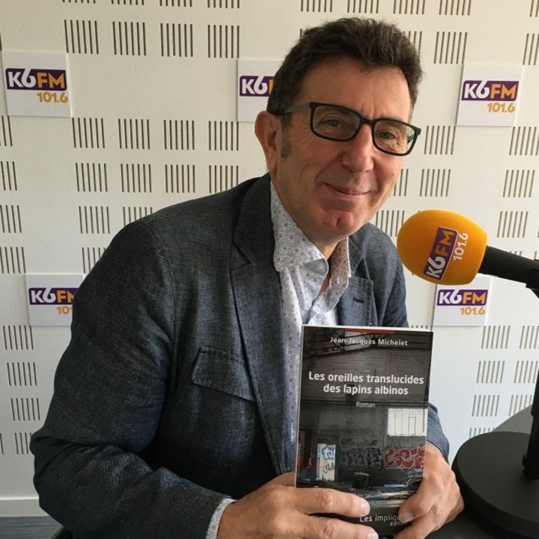 Le Dijonnais Jean-Jacques Michelet publie un nouveau roman policier
