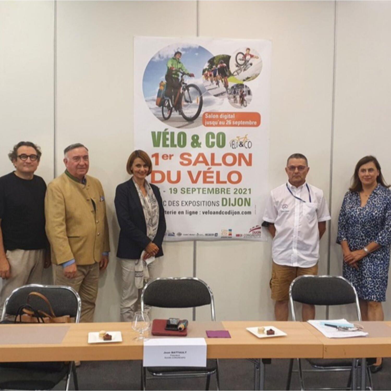 Vélo&Co, le nouveau salon dédié au vélo
