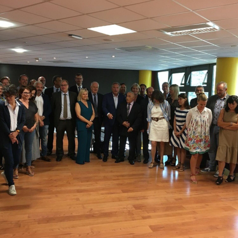 Bientôt une nouvelle équipe pour aider les entreprises de Bourgogne
