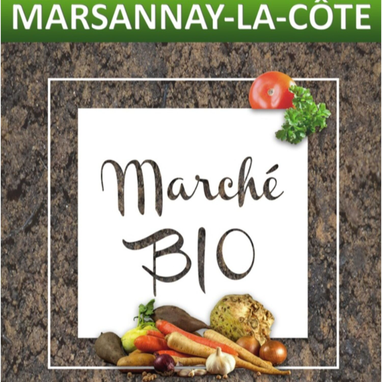 Le premier marché bio de Marsannay-la-Côte