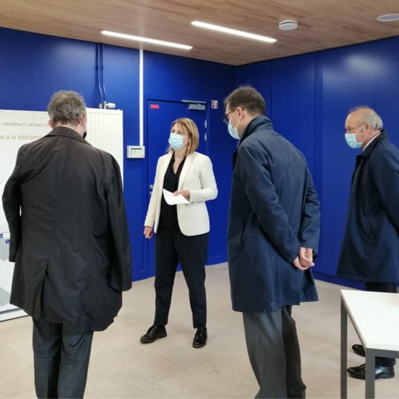 L'Université de Bourgogne lance d'importants travaux de rénovation...