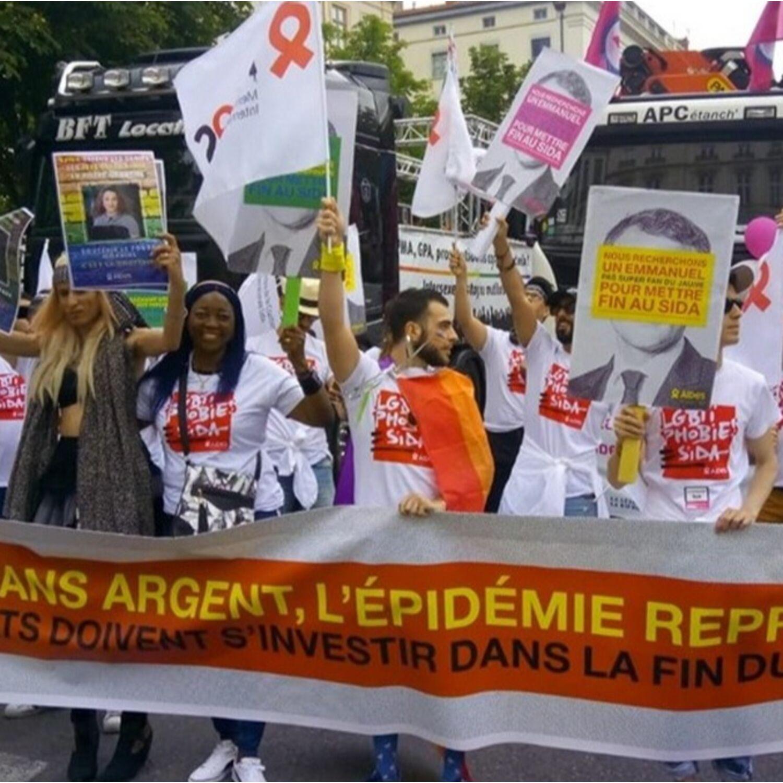 Ils marchent à Dijon pour revendiquer les droits LGBT+