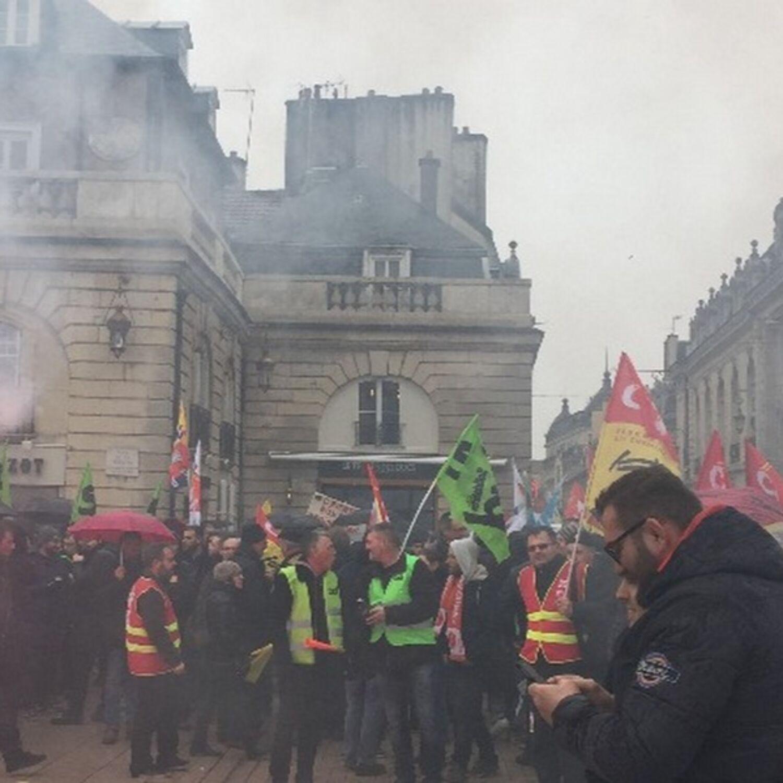 Témoignage de Michel Gillon, délégué CGT de SNCF...