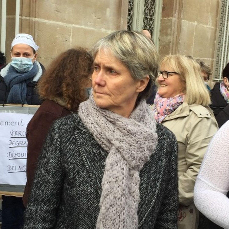 Manifestation du personnel des EHPAD : un mouvement très suivi en...
