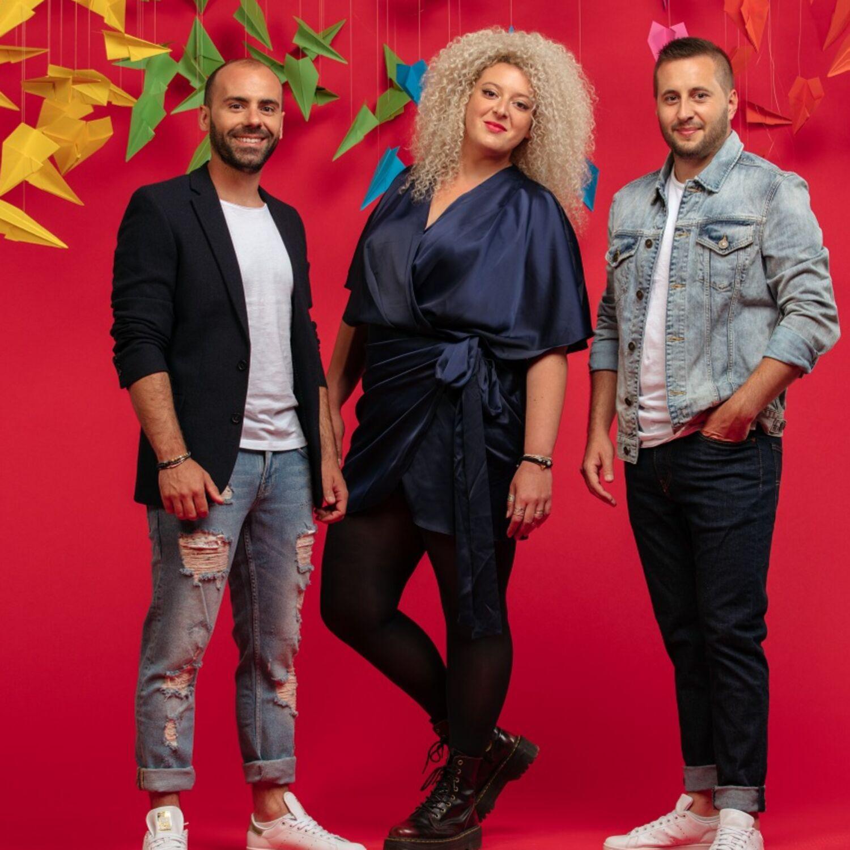 """Showcase K6FM : redécouvrez le groupe """"Trois Cafés Gourmands"""""""
