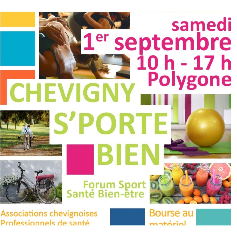 Sportez vous bien a Chevigny !